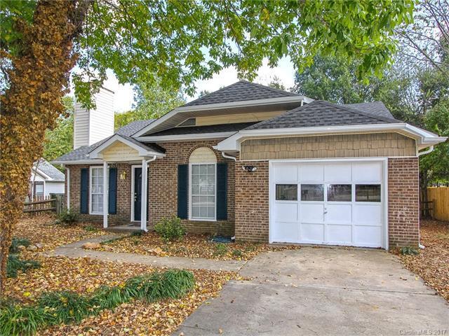 12018 Portobello Way #32, Charlotte, NC 28273 (#3329497) :: High Performance Real Estate Advisors