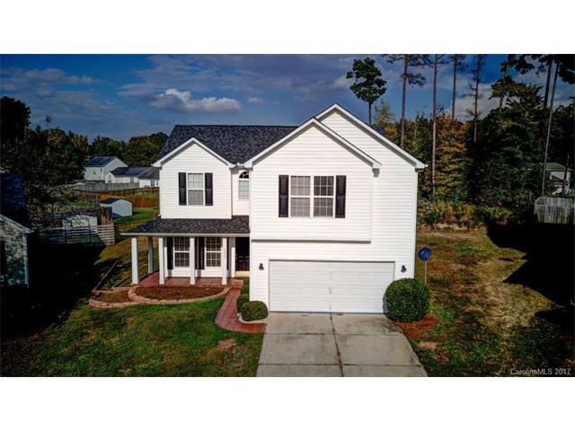 5210 Halverson Court, Kannapolis, NC 28083 (#3329759) :: Team Honeycutt