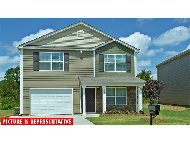 4063 Long Arrow Street #377, Concord, NC 28025 (#3329780) :: Stephen Cooley Real Estate Group