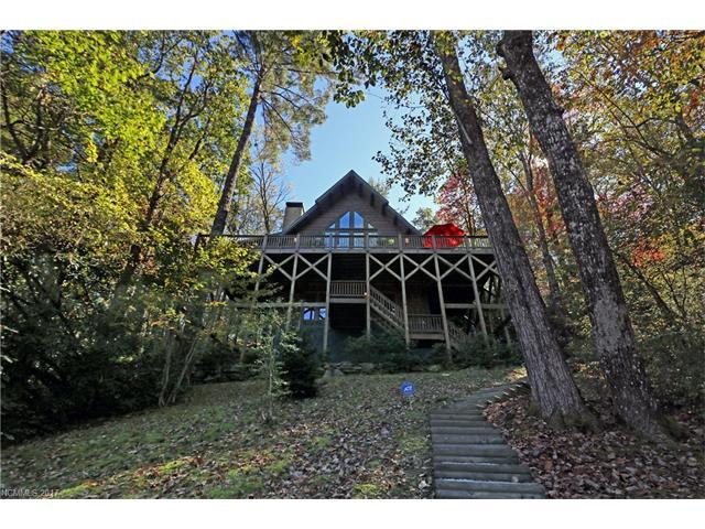 319 Hiwassee Road #8, Lake Toxaway, NC 28747 (#3329829) :: Stephen Cooley Real Estate Group