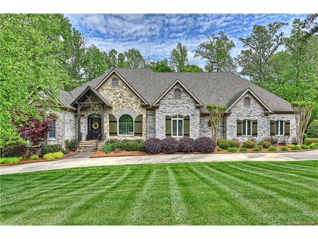 4007 Blossom Hill Drive, Weddington, NC 28104 (#3329975) :: The Andy Bovender Team