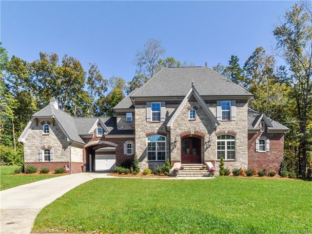 6174 Fox Chase Drive, Davidson, NC 28036 (#3329980) :: The Andy Bovender Team
