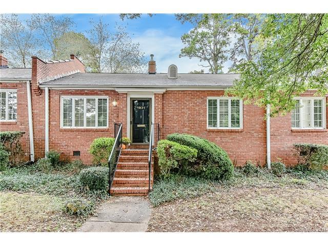 1931 Lynnwood Drive, Charlotte, NC 28209 (#3329995) :: Pridemore Properties