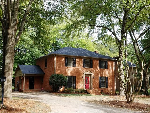 6611 Wheeler Drive, Charlotte, NC 28211 (#3330032) :: Pridemore Properties