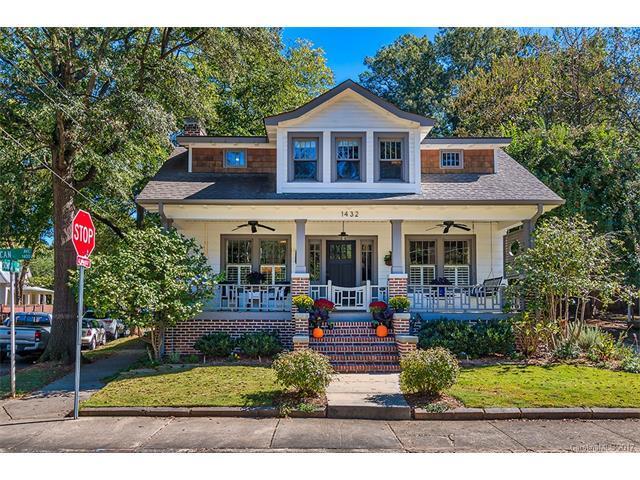 1432 Pecan Avenue, Charlotte, NC 28205 (#3330052) :: Pridemore Properties