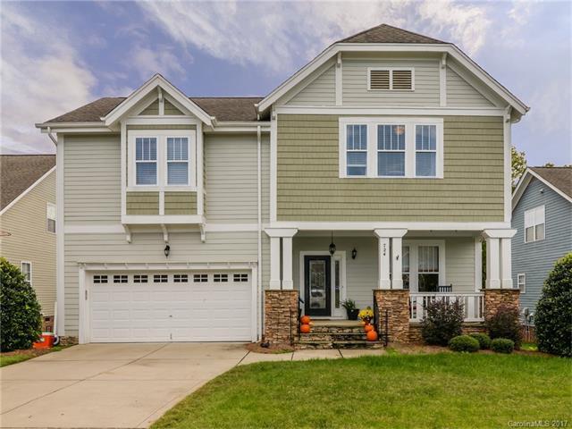 724 Mercer Place, Huntersville, NC 28078 (#3330077) :: Cloninger Properties