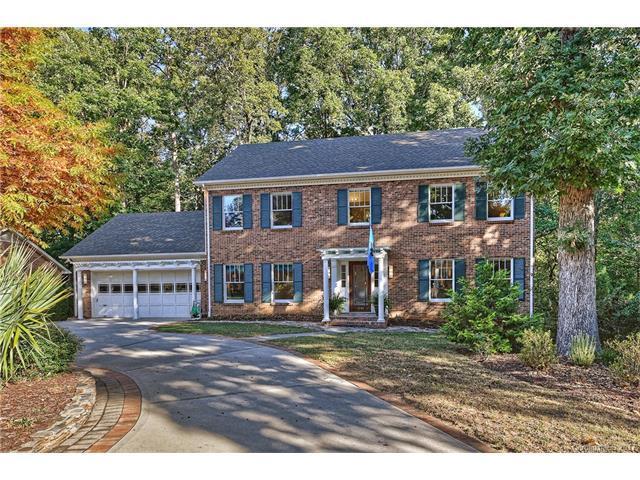 1340 Betsy Drive, Charlotte, NC 28211 (#3330079) :: Pridemore Properties