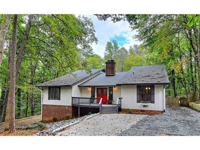 533 Harrogate Road, Matthews, NC 28105 (#3330168) :: High Performance Real Estate Advisors
