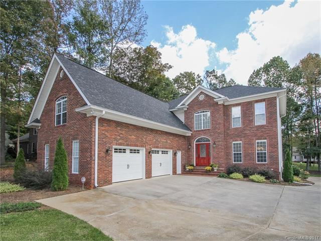 808 Houston Drive, Wesley Chapel, NC 28110 (#3330200) :: Exit Mountain Realty