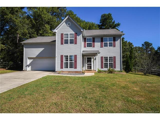 5110 Weatherly Way, Matthews, NC 28104 (#3330215) :: Leigh Brown and Associates with RE/MAX Executive Realty