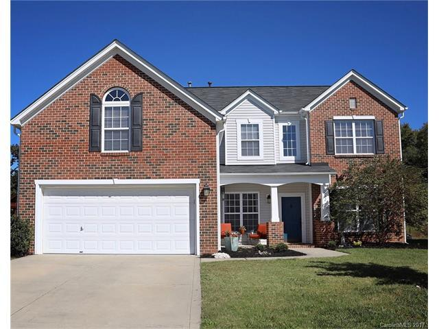 9692 Ravenscroft Lane NW, Concord, NC 28027 (#3330259) :: The Ramsey Group