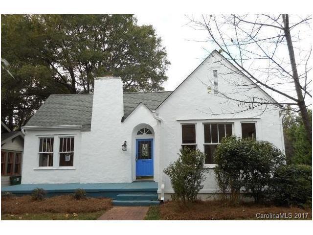 1843 Thomas Avenue, Charlotte, NC 28205 (#3330352) :: Pridemore Properties