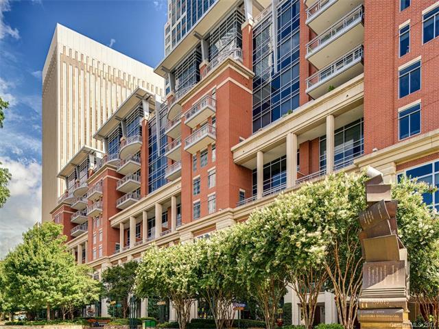 435 S Tryon Street #607, Charlotte, NC 28202 (#3330441) :: Berry Group Realty