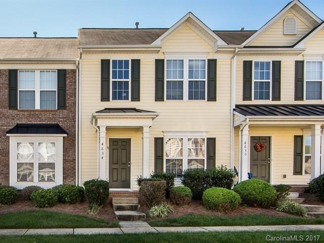 4634 Forestridge Commons Drive, Charlotte, NC 28269 (#3330473) :: The Ramsey Group