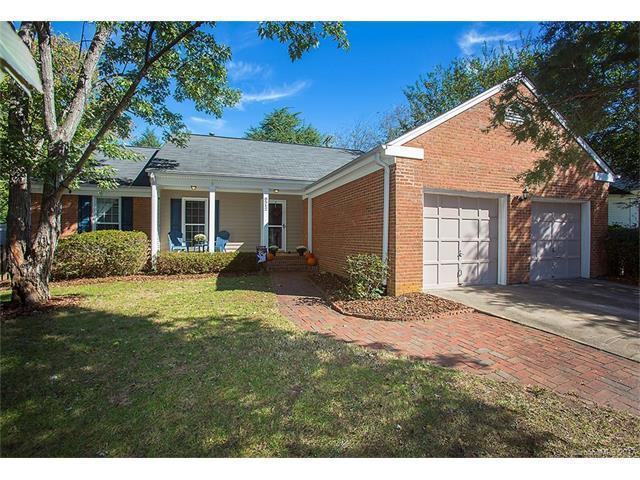 8512 Gruenewald Lane, Charlotte, NC 28210 (#3330561) :: High Performance Real Estate Advisors