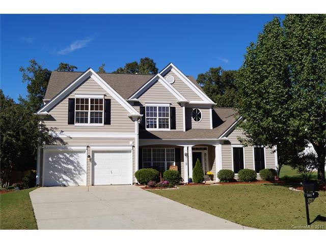 3911 Manor House Drive, Charlotte, NC 28270 (#3330636) :: Team Honeycutt