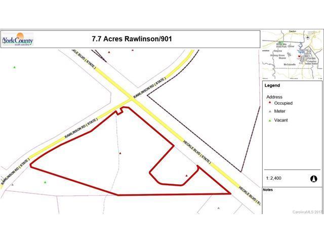 2871 Heckle Boulevard, Rock Hill, SC 29732 (#3330650) :: Miller Realty Group