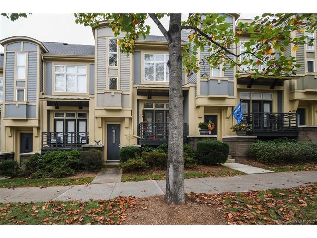 742 Garden District Drive #37, Charlotte, NC 28202 (#3330751) :: High Performance Real Estate Advisors