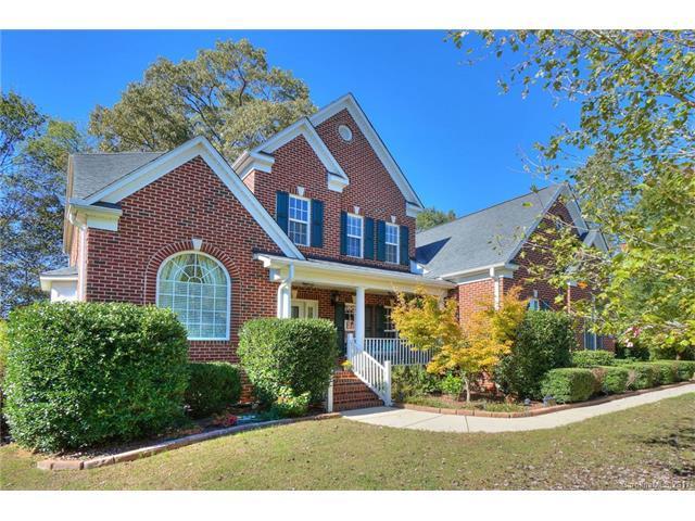 11925 Lawings Corner Drive, Huntersville, NC 28078 (#3330858) :: High Performance Real Estate Advisors