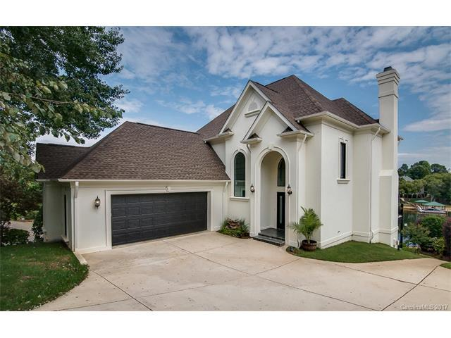 17819 Peninsula Club Drive N, Cornelius, NC 28031 (#3330965) :: Cloninger Properties