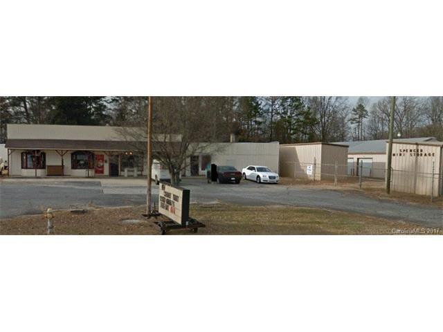 1201 N Salisbury Avenue Mini Storage, Spencer, NC 28159 (#3331093) :: Century 21 First Choice