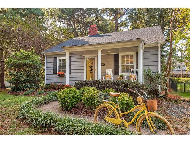 2426 Bay Street, Charlotte, NC 28205 (#3331587) :: David Hoffman Group