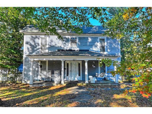 401 S Chester Street, Gastonia, NC 28052 (#3331669) :: Exit Mountain Realty