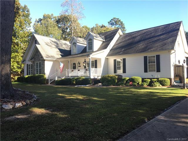 161 Willow Creek Drive, Stanfield, NC 28163 (#3331705) :: Exit Mountain Realty