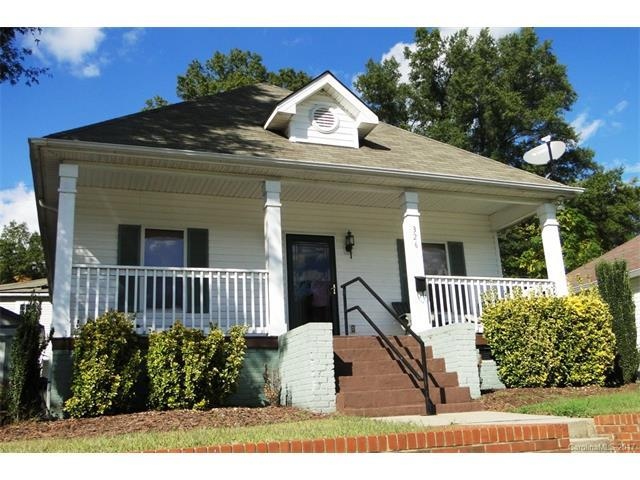 326 S Bruns Avenue, Charlotte, NC 28208 (#3332449) :: The Ramsey Group
