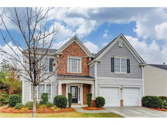 8301 Cutters Spring Drive, Waxhaw, NC 28173 (#3334068) :: Exit Mountain Realty