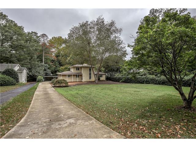 2601 Forest Drive, Charlotte, NC 28211 (#3334335) :: The Temple Team