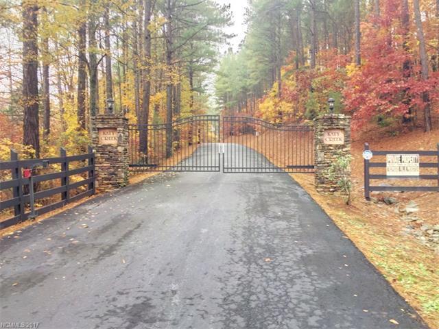 Lot 15 Falling Creek Drive, Nebo, NC 28761 (#3334653) :: Puffer Properties