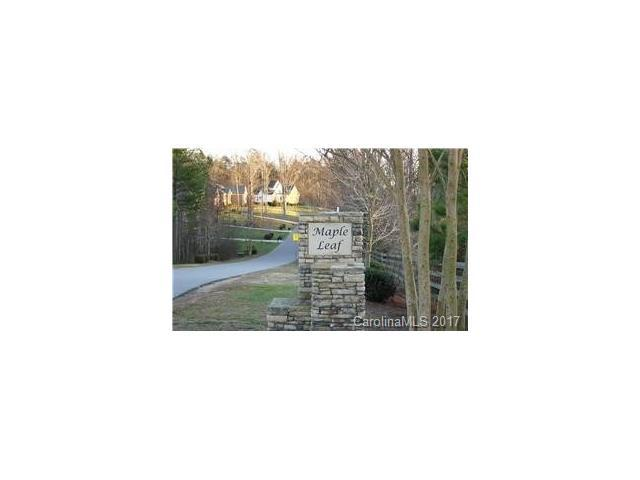 16 Maple Spring Court #16, Denver, NC 28037 (#3334856) :: Exit Mountain Realty