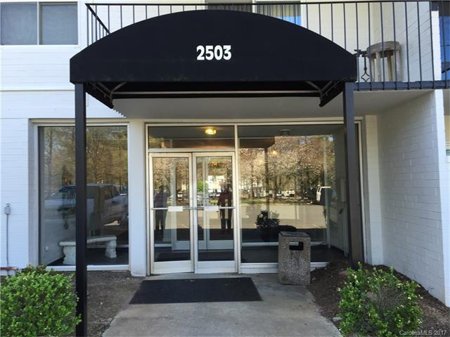 2503 Roswell Avenue #201, Charlotte, NC 28209 (#3335149) :: The Temple Team