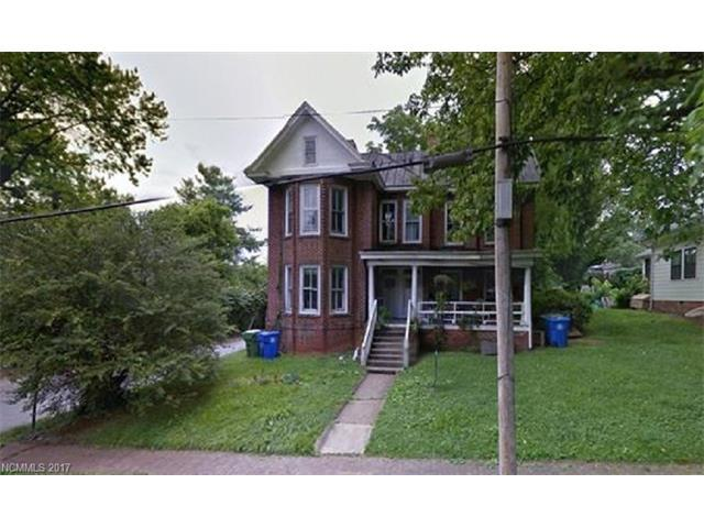 15 & 17 Bearden Avenue, Asheville, NC 28801 (#3335221) :: Stephen Cooley Real Estate Group