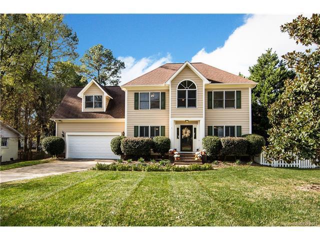 4536 Castleton Road, Charlotte, NC 28211 (#3335495) :: Pridemore Properties