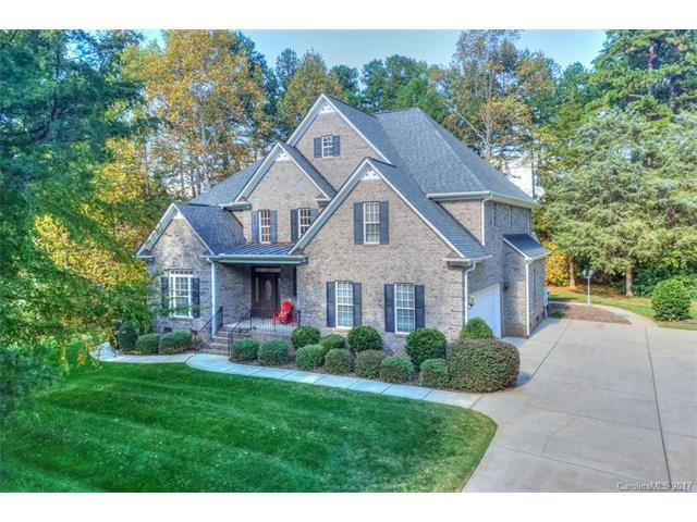 106 Jade Spring Court, Mooresville, NC 28117 (#3335643) :: Exit Mountain Realty