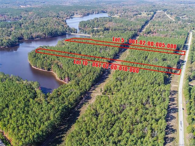 00 Mountain Lakes Road #5, Chester, SC 29706 (#3335704) :: Mossy Oak Properties Land and Luxury