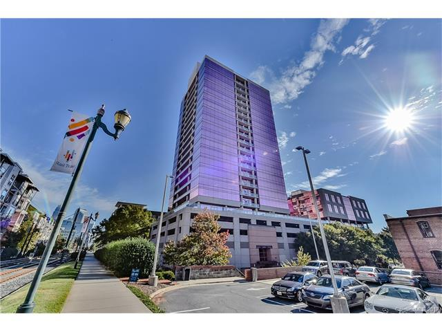 315 Arlington Avenue #904, Charlotte, NC 28203 (#3335845) :: Miller Realty Group