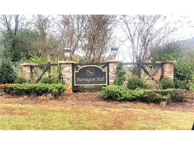 2807 Harrington Place #16, Waxhaw, NC 28173 (#3336107) :: Mossy Oak Properties Land and Luxury