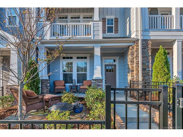 262 Iverson Way, Charlotte, NC 28203 (#3336177) :: Berry Group Realty