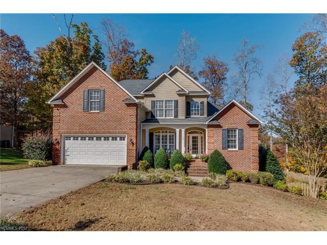 109 Col Hamptons Court, Rutherfordton, NC 28139 (#3336369) :: Washburn Real Estate