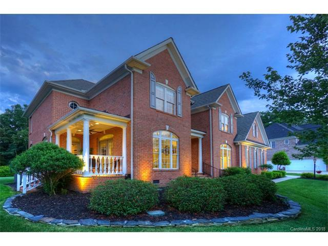 13811 Bramborough Road, Huntersville, NC 28078 (#3336387) :: LePage Johnson Realty Group, Inc.