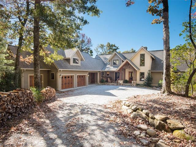 231 Firefly Lane, Pisgah Forest, NC 28768 (#3336402) :: Odell Realty Group