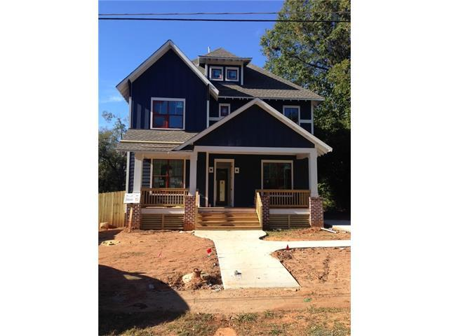 1315 Charles Avenue, Charlotte, NC 28205 (#3336497) :: Berry Group Realty