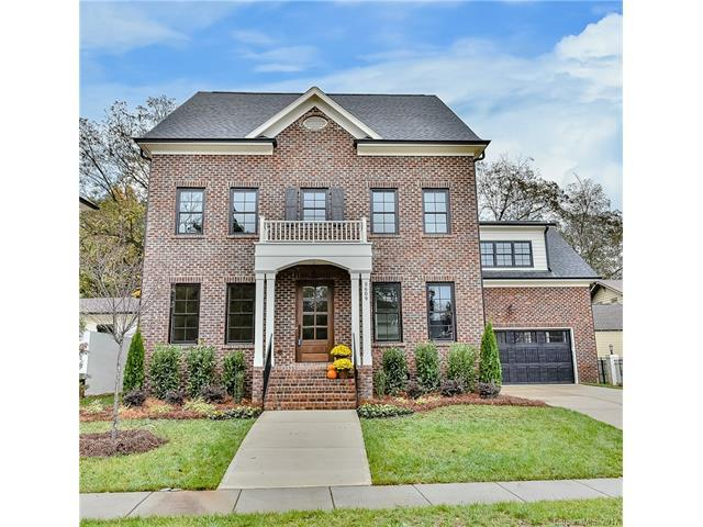 3609 Preserve Place, Charlotte, NC 28211 (#3336499) :: Berry Group Realty