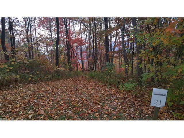 Lot 21 Mountain Watch Drive, Waynesville, NC 28785 (#3336535) :: LePage Johnson Realty Group, LLC