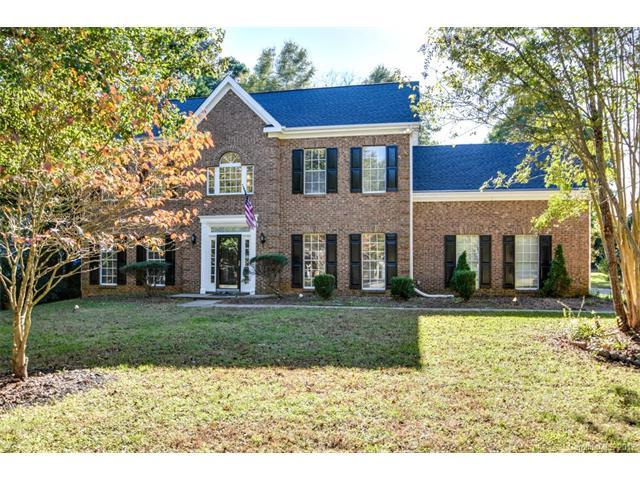 12406 Bentcreek Lane, Matthews, NC 28105 (#3336786) :: The Sarver Group