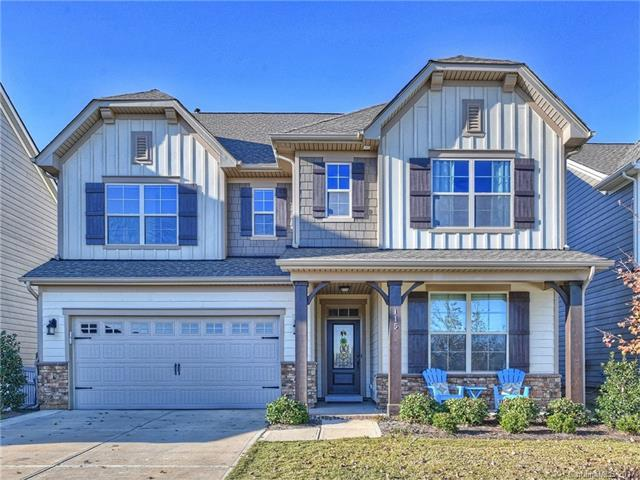 115 Creekside Crossing Lane, Mooresville, NC 28117 (#3336884) :: Exit Mountain Realty