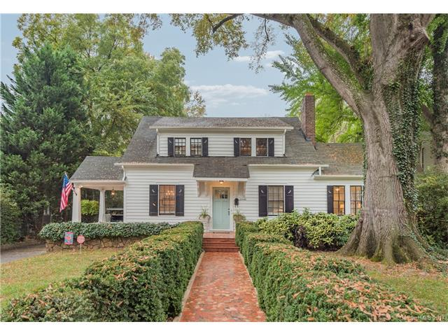 2008 Greenway Avenue, Charlotte, NC 28204 (#3337275) :: Exit Mountain Realty